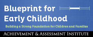 Blueprint for early childhood